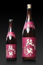 純米酒 白麹使用