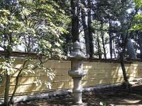 建仁寺垣の修復~2千数百本の竹を使用しています
