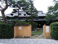 田村酒造より分家した旧ヤマジュウ田村家住宅です。
