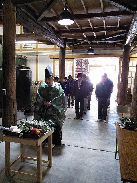 12月8日はお釜〆~竈のお祓いをする伝統儀式です