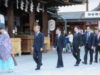 酒造安全祈願祭(11/24)~大國魂神社