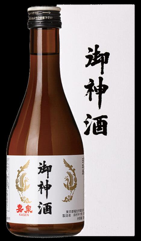 嘉泉 御神酒 (箱入)